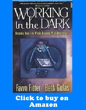 working in the dark