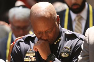 david brown dallas police chief